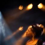 photographie de la chanteuse Catherine Russel