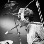 Photographie du batteur de jazz Chris Dave à Jazz en Tête.