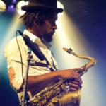 Festival Jazz en Tête 2012 : le saxophoniste Kebbi Williams.