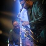 le saxophoniste kenny garrett à jazz en tête