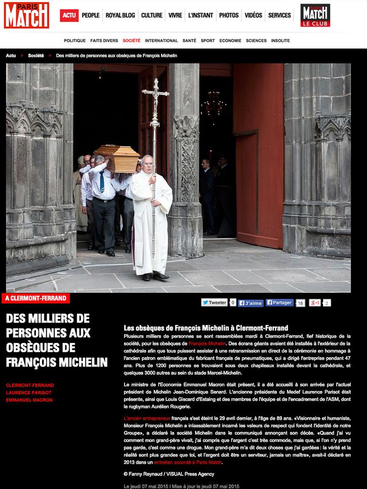 publication fanny reynaud pigiste presse en agence en auvergne sur clermont ferrand